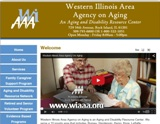 Link to Western Illinois Area Agency on Aging - Area 03